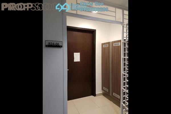 For Rent SoHo/Studio at You One, UEP Subang Jaya Freehold Semi Furnished 1R/1B 1.85k