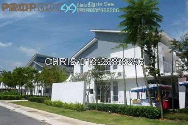 For Rent Terrace at Taman Sri Putra, Sungai Buloh Freehold Semi Furnished 5R/4B 1.5k