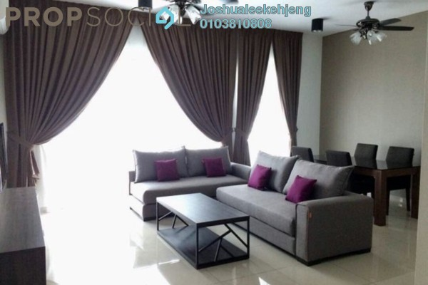 For Rent Condominium at Ideal Vision Park, Sungai Ara Freehold Fully Furnished 3R/2B 2.5k