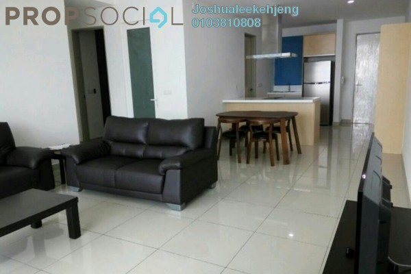 For Sale Serviced Residence at Southbay Plaza @ Southbay City, Batu Maung Freehold Fully Furnished 2R/2B 838k