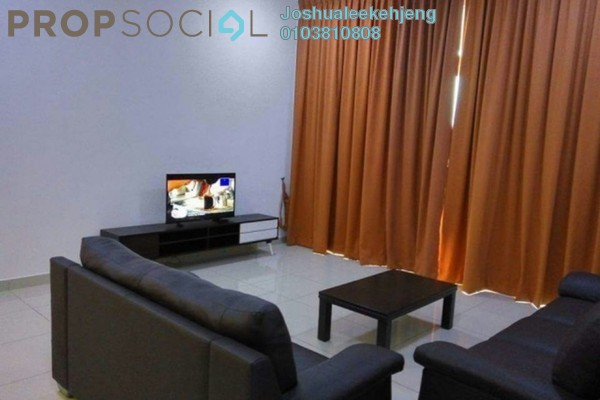 For Rent Serviced Residence at Southbay Plaza @ Southbay City, Batu Maung Freehold Fully Furnished 2R/2B 1.8k