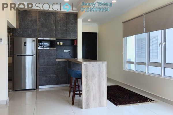 For Rent Condominium at Saville @ The Park, Pantai Freehold Semi Furnished 4R/3B 3.9k