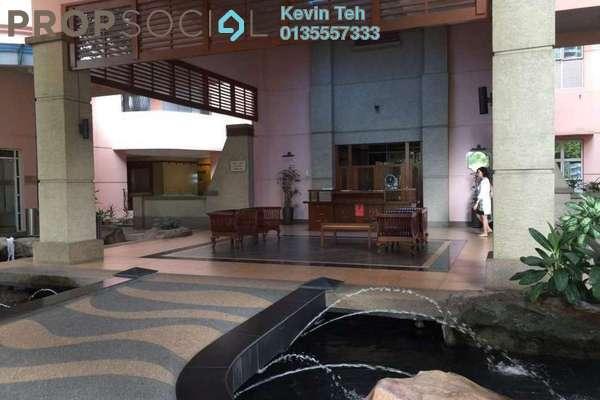 For Sale Condominium at Mont Kiara Bayu, Mont Kiara Freehold Semi Furnished 2R/2B 700k