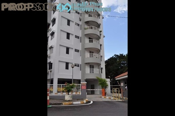 For Rent Condominium at Desa Bukit Jambul, Bukit Jambul Freehold Semi Furnished 3R/2B 1.55k