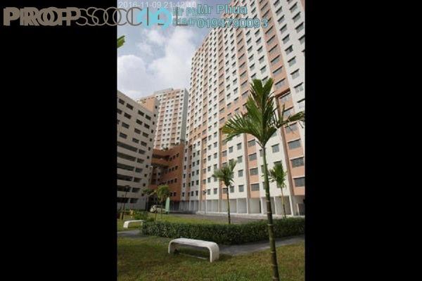 For Rent Condominium at Halaman Kenanga, Sungai Nibong Freehold Unfurnished 3R/2B 700translationmissing:en.pricing.unit