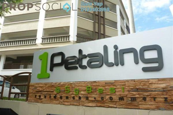 For Sale Condominium at 1 Petaling, Sungai Besi Leasehold Semi Furnished 3R/2B 450k