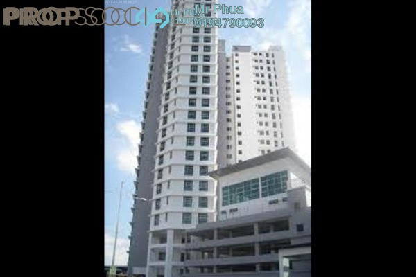 For Rent Condominium at The Brezza, Tanjung Tokong Leasehold Fully Furnished 3R/3B 3.3k