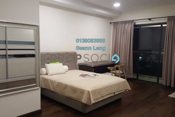 For Rent Serviced Residence at Isola, Subang Jaya Freehold Fully Furnished 0R/1B 2k