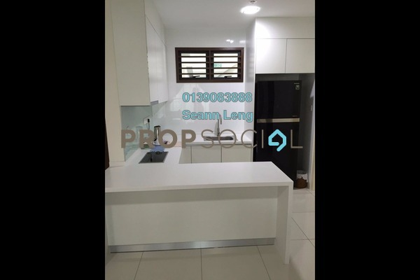 For Rent Serviced Residence at Isola, Subang Jaya Freehold Fully Furnished 3R/3B 4.5k