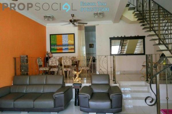 For Sale Terrace at Taman Prima Impian, Segambut Freehold Semi Furnished 4R/3B 1.15m