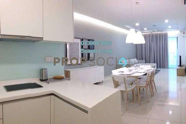 For Rent Serviced Residence at Isola, Subang Jaya Freehold Fully Furnished 2R/2B 4.5k