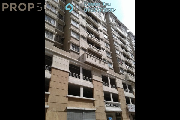 For Sale Condominium at Fortune Avenue, Kepong Leasehold Semi Furnished 4R/2B 678k