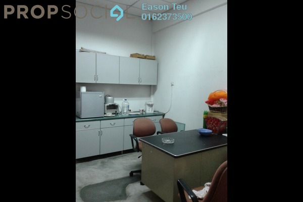 For Rent Office at Fadason Park, Jinjang Leasehold Semi Furnished 6R/2B 1.3k