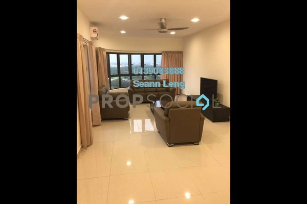 For Rent Condominium at Maisson, Ara Damansara Freehold Fully Furnished 3R/2B 3.6k