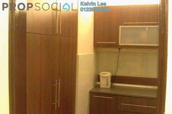 For Sale Condominium at Garden Plaza @ Garden Residence, Cyberjaya Freehold Fully Furnished 1R/1B 320k