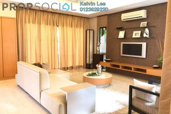 For Sale Terrace at Happy Garden, Old Klang Road Freehold Semi Furnished 5R/3B 950k