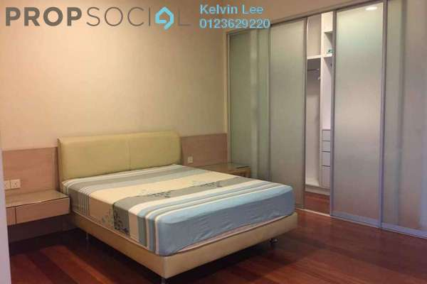 For Rent Condominium at Kiaraville, Mont Kiara Freehold Semi Furnished 4R/3B 5k