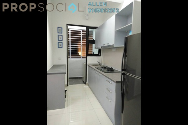 For Rent Apartment at Greenfield Regency, Skudai Freehold Fully Furnished 2R/2B 1.8k