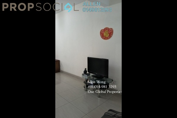 For Sale Condominium at SuriaMas Suites, Johor Bahru Leasehold Semi Furnished 3R/2B 320k