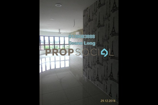 For Rent Condominium at Maisson, Ara Damansara Freehold Semi Furnished 2R/2B 1.85k