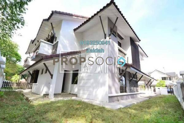 For Sale Semi-Detached at Section 24, Shah Alam Leasehold Unfurnished 5R/5B 1.59m