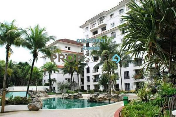 For Sale Condominium at Sri Alam, Shah Alam Freehold Unfurnished 2R/2B 420k