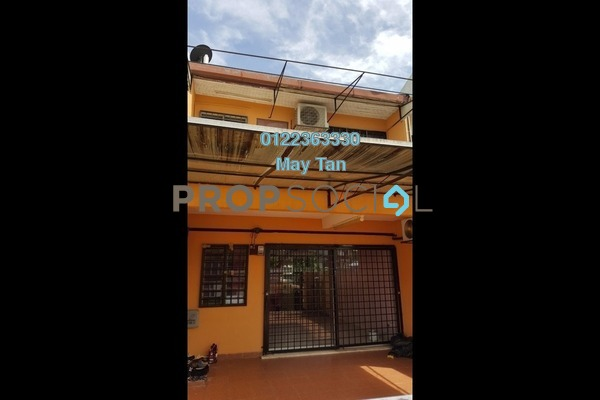 For Sale Terrace at SS19, Subang Jaya Freehold Unfurnished 2R/2B 430k