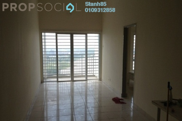 For Rent Condominium at Symphony Heights, Selayang Leasehold Unfurnished 3R/2B 1.2k