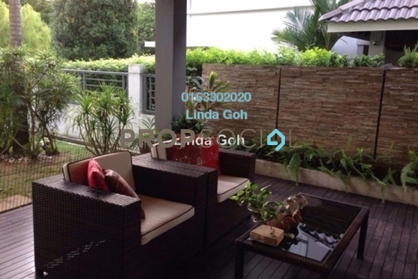 For Sale Bungalow at Kota Kemuning Hills, Kota Kemuning Freehold Semi Furnished 5R/6B 3.9m