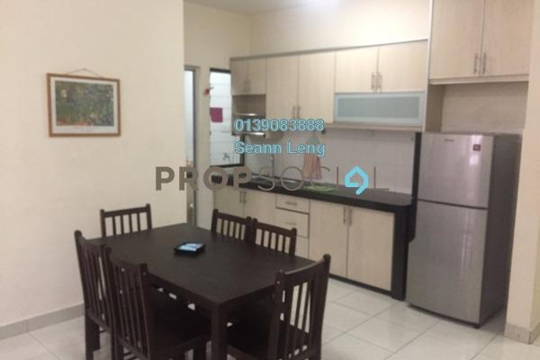 For Rent Condominium at Pelangi Damansara Sentral, Mutiara Damansara Leasehold Fully Furnished 2R/2B 1.65k