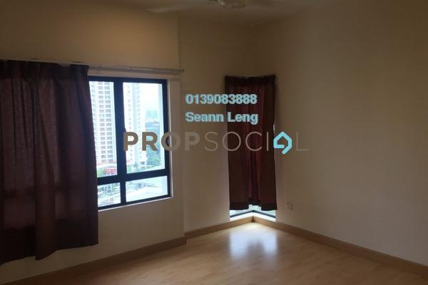 For Rent Condominium at Pelangi Damansara Sentral, Mutiara Damansara Leasehold Semi Furnished 1R/1B 1.15k