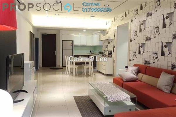 For Sale Condominium at Royalle Condominium, Segambut Freehold Semi Furnished 2R/3B 630k