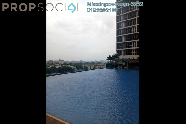 For Rent Serviced Residence at Sentrio Suites, Desa Pandan Leasehold Semi Furnished 3R/3B 2.7k
