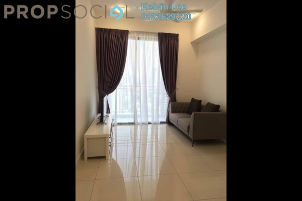 For Rent Condominium at Tivoli Villas, Bangsar Freehold Semi Furnished 2R/1B 2k