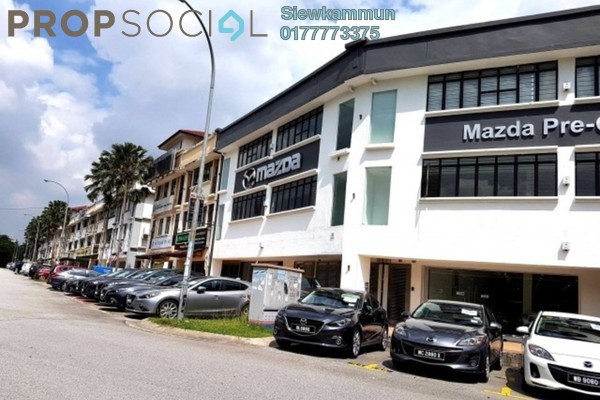 For Rent Shop at Glenmarie Cove, Port Klang Freehold Semi Furnished 0R/2B 4k