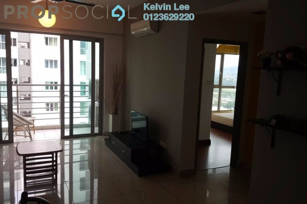 For Rent Condominium at Nadi Bangsar, Bangsar Freehold Fully Furnished 2R/1B 3k