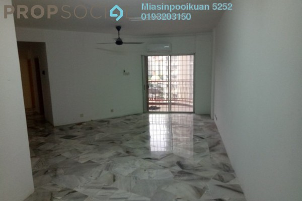 For Rent Condominium at Sri Angsana Hilir, Desa Pandan Leasehold Semi Furnished 3R/2B 1.3k