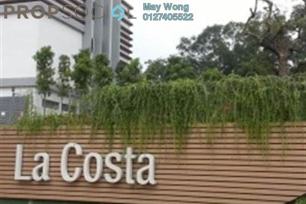 For Rent Condominium at LaCosta, Bandar Sunway Leasehold Fully Furnished 3R/3B 3.8k