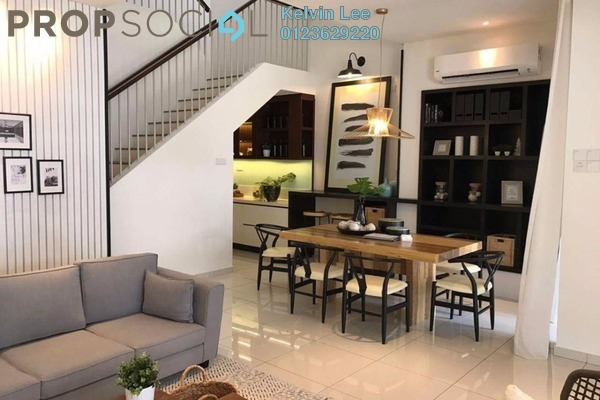 For Rent Condominium at Flora Murni, Mont Kiara Freehold Fully Furnished 4R/5B 6.8k