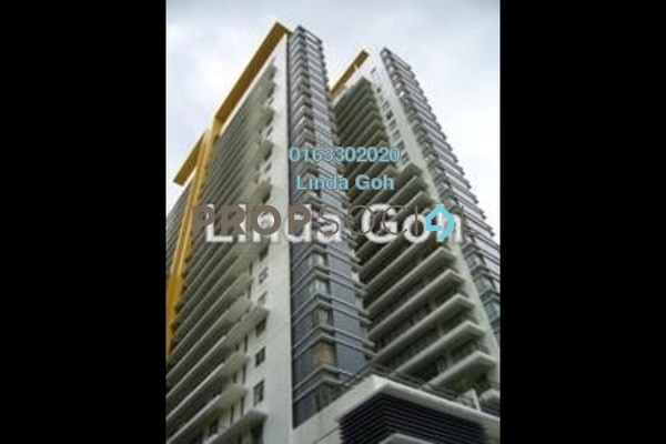 For Sale Condominium at 2 Hampshire, KLCC Freehold Fully Furnished 3R/4B 2.95m