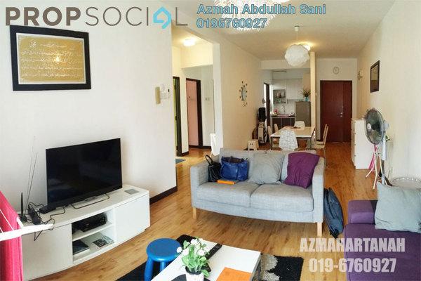 For Sale Condominium at Cova Villa, Kota Damansara Leasehold Fully Furnished 3R/2B 565k