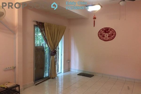 For Sale Terrace at Taman Tasik Prima, Puchong Leasehold Semi Furnished 4R/3B 599k