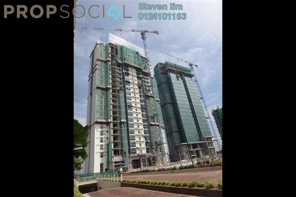 For Rent Serviced Residence at Shaftsbury Square, Cyberjaya Freehold Semi Furnished 2R/2B 1.8k