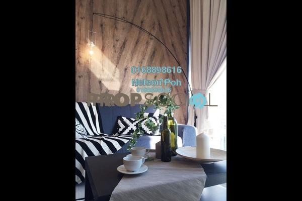 For Sale Serviced Residence at Reflection Residences, Mutiara Damansara Freehold Semi Furnished 3R/2B 900k