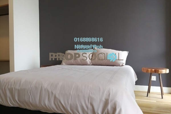 For Rent Serviced Residence at Reflection Residences, Mutiara Damansara Freehold Semi Furnished 3R/2B 2.8k