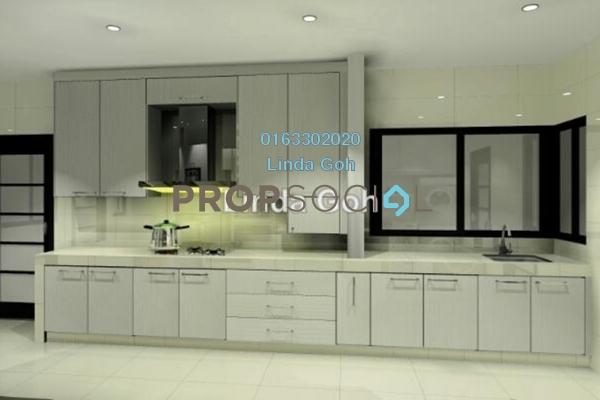 For Sale Semi-Detached at Kota Kemuning Hills, Kota Kemuning Freehold Unfurnished 5R/5B 1.35m