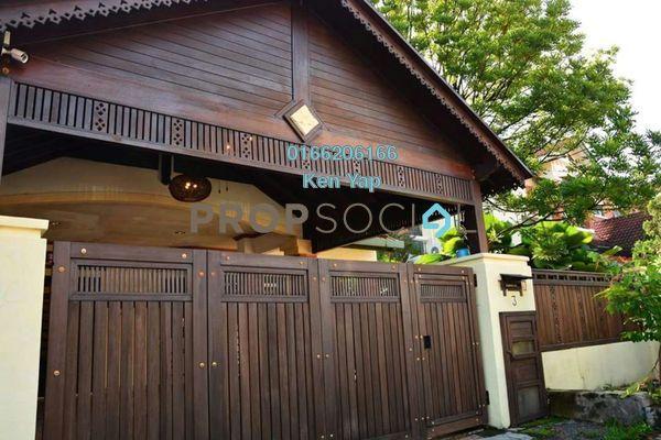 For Sale Semi-Detached at Suadamai, Bandar Tun Hussein Onn Freehold Semi Furnished 5R/3B 1.4m
