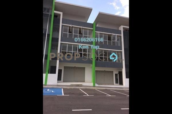 For Rent Office at Bandar Sri Putra, Bandar Seri Putra Freehold Unfurnished 0R/2B 1.3k