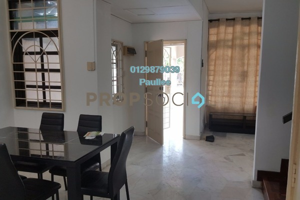 For Rent Terrace at BK1, Bandar Kinrara Freehold Unfurnished 4R/3B 1.5k