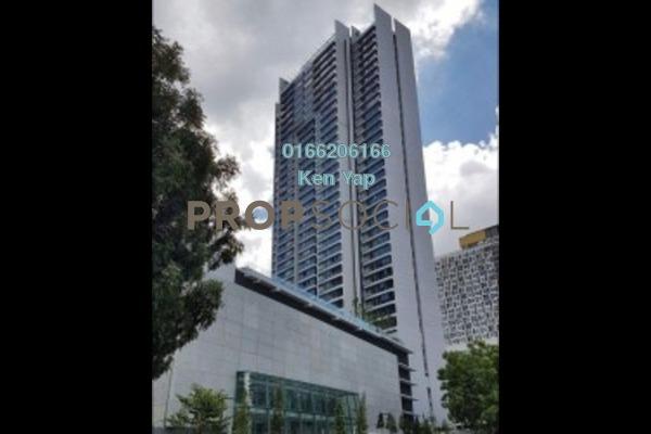 For Rent Condominium at Reflection Residences, Mutiara Damansara Freehold Semi Furnished 4R/4B 4.5k